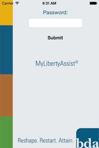 MLA EAP screenshot 1