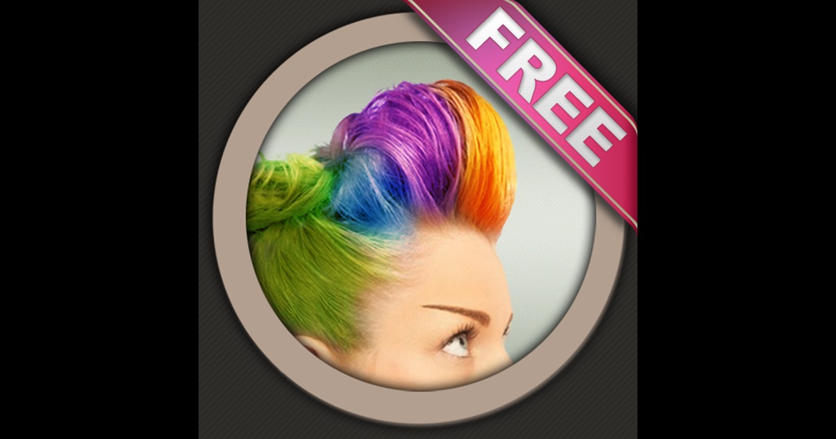 Popular Hair Color Booth Free On The App Store