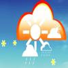 天气预报-精准72小时预报,各种生活指数以及PM2.5和雾霾空气指数