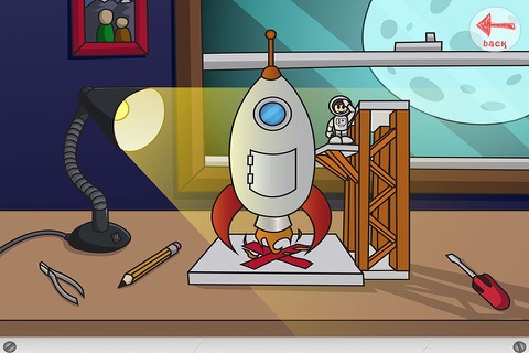 Star Puzzle for Kids (Outer Space, Galaxy & Aliens) screenshot 2