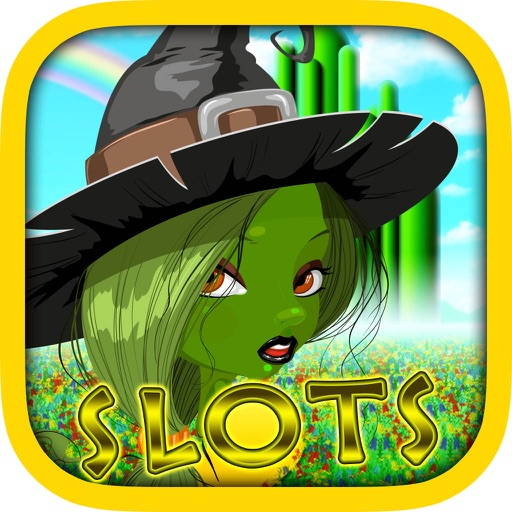 Number tow Slots: Of Witch Spin Slots Machines Free!! iOS App