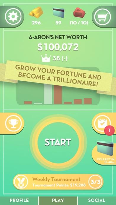 Rainmaker: Ultimate Trading Game Screenshot