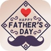 Free eCard : Happy Fathers Day Greetings Cards App