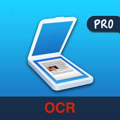 DocScanner Pro : PDF Document Scanner & OCR iOS App