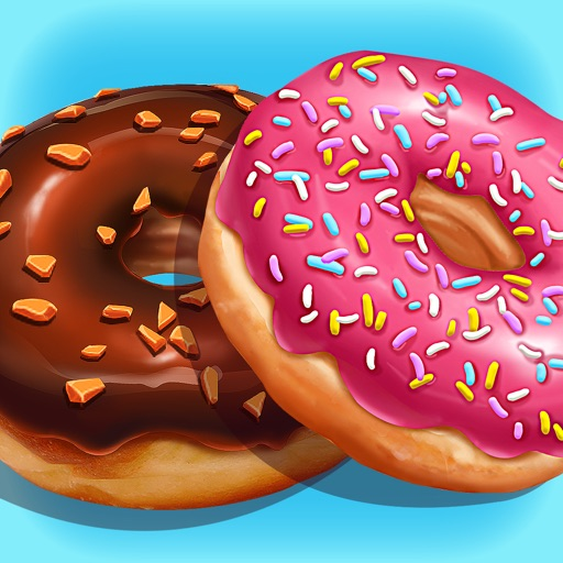 Donuts Maker - Sweet Cooking Games