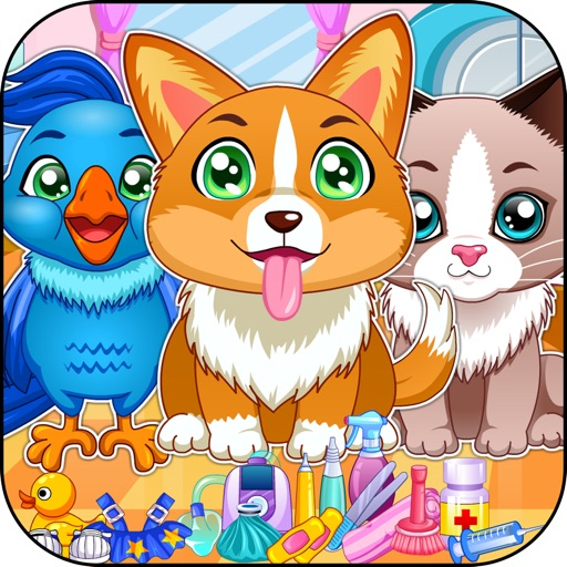 Learning Pets Doctor iOS App