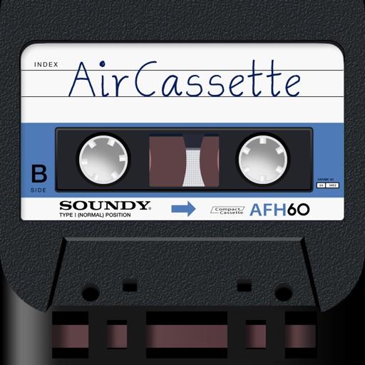 磁带播放器:AirCassette