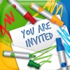 Invitation Cards Designer – Create e-Card Invitations for Birthday, Party & Wedding.s icon