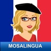 Imparare il francese rapidamente con MosaLingua: corso di conversazione e vocabolario