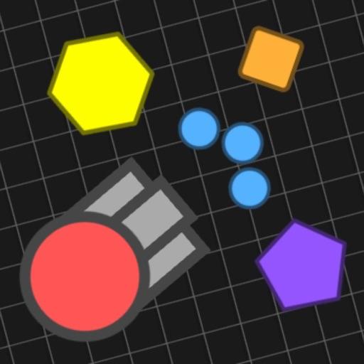 Tank Multi Players IO Game iOS App