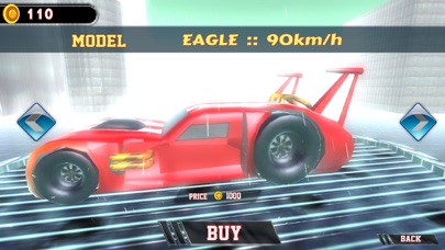 Screenshot of Dirt Speed 3D - Super Racing Cars1