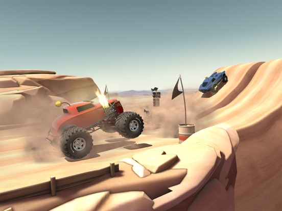 Скачать игру MMX Hill Dash — Off-Road Racing