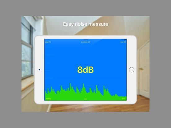 Screenshot #4 pour dB meter - mesure du bruit
