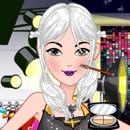 Celebrity Party Princess Makeover iOS App