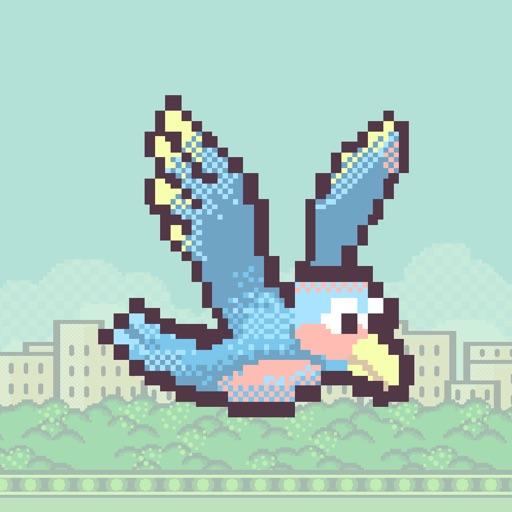Hell Bird : Fly The Birdie Through The Hell  iOS App