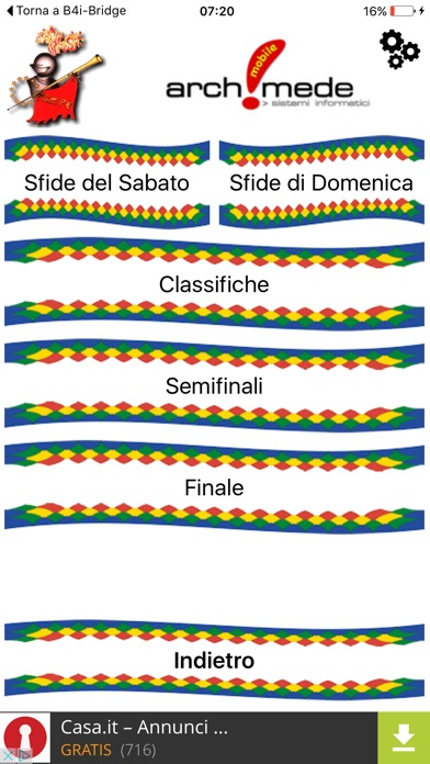 Screenshot of Giostra Cavalleresca Sulmona4