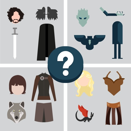 Guess the Characters for Game of Thrones iOS App