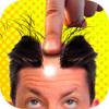 秃 照片 编辑器 2016 - 失去 你的 头发 和 刮胡子 头 在 虚拟 理发师 店