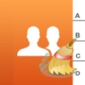 Cleaner – Удаление дублирующихся контактов для учетных записей iCloud Gmail Outlook & Yahoo icon