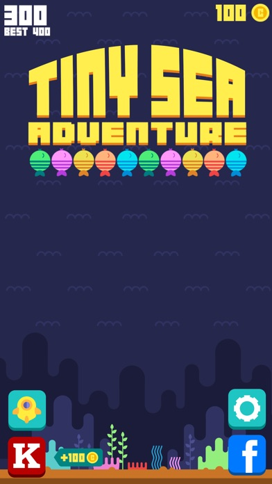 Tiny Sea Adventure Screenshot