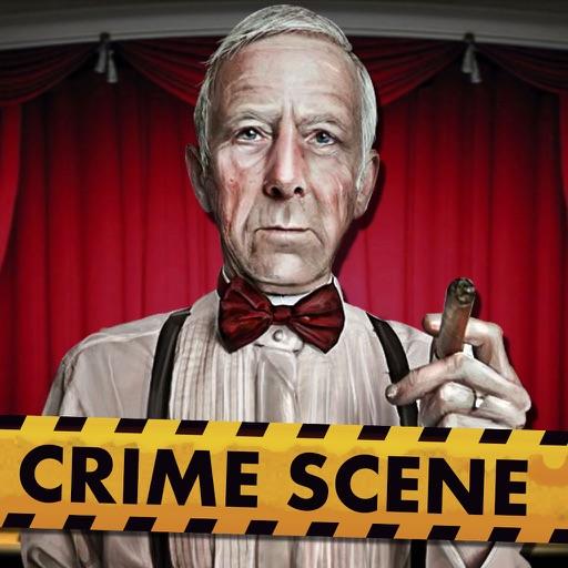 Crime Scene Murder on spot iOS App