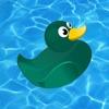 Freakin' Swimmin' Duck