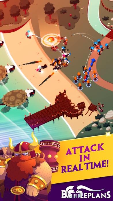 Battleplans - #1 Battle Strategy & Defense Game screenshot one
