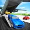 City Airport Cargo Plane 3D