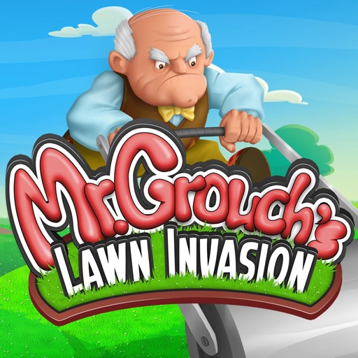 Mr. Grouch's Lawn Invasion