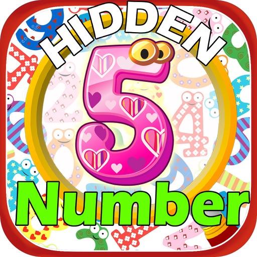 Free Hidden Objects:Hidden Numbers