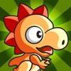 A Baby Dino Adventure Run