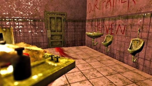 Кошмар отель страшный ужас игра Screenshot