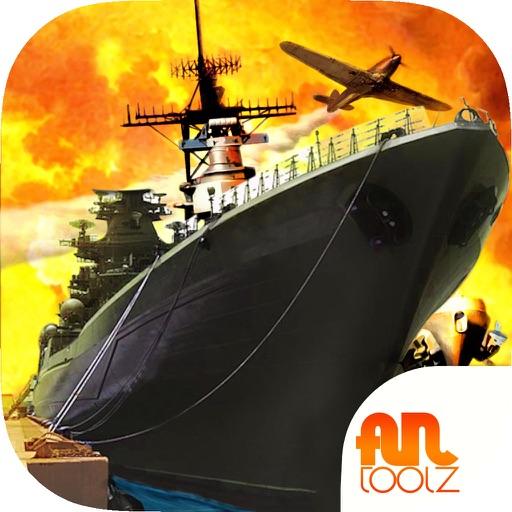3D Naval Warfare World - American Navy Submarine War Ship Sniper Training Zone iOS App