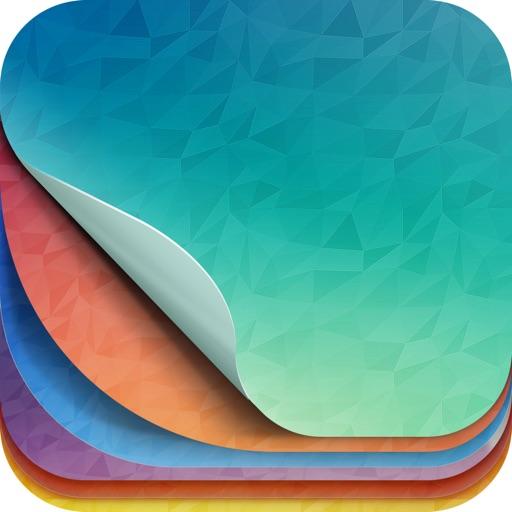 خلفيات الشاشة - ثيمات و تصاميم مجانا iOS App