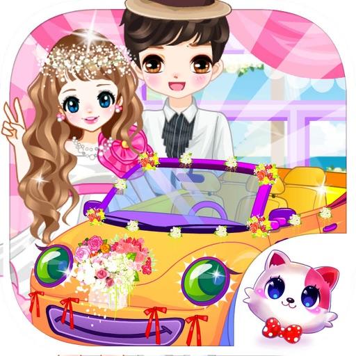 Romantic Dreamy Wedding - Princess Doll Fantasy Closet, Beauty Makeover Salon iOS App