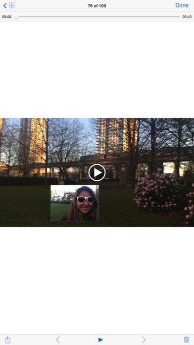 Photonu - live photo dual cam Screenshots