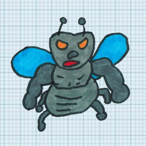 Attack of the Flies! iOS App
