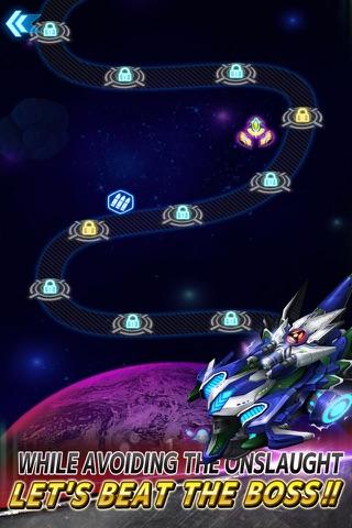 War Air legen: Defense Galaxy screenshot 2