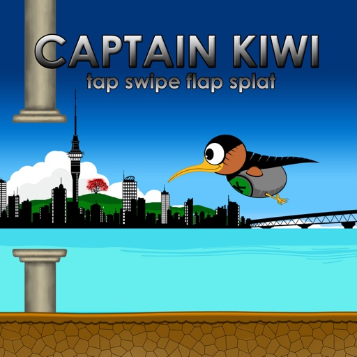 Captain Kiwi iOS App
