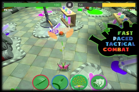 Creature Battle Lab screenshot 2