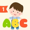 Noobie ABC level 1: fun game to learn alphabet letters with phonic sounds for kids, toddlers and babies