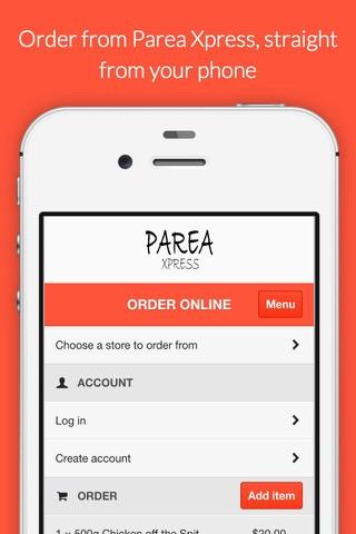 Parea Xpress screenshot 2