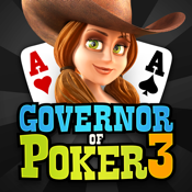 Governor of Poker 3 – Free Texas Holdem Poker icon