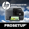Pro Setup HP Officejet Pro 8500, 8600 & 8700 Series contain pro