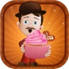 Papa Cupcakes Maker Bakery -  Free Sweets Maker Games Crazy Chef Adventure