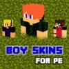 3D boy skins for minecraft PE Pro