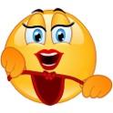 Adult Emoji & Flirty Emoticons icon