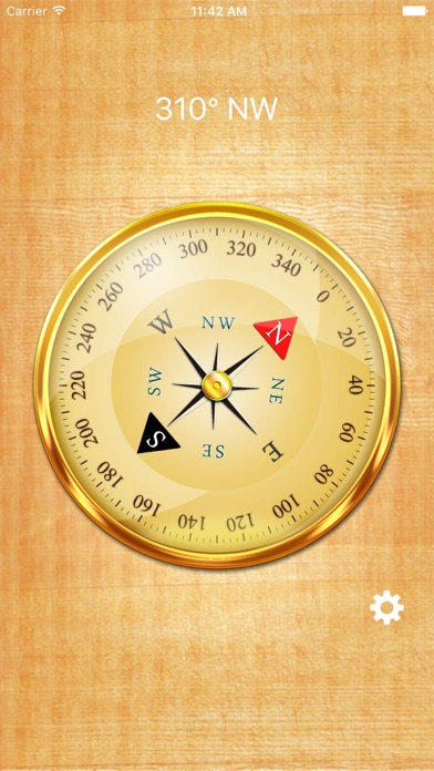 Screenshot #6 for Compass HD Pro