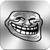 Funny Rage Stickers & Troll Faces Free - for WhatsApp & All Messengers! rage 2