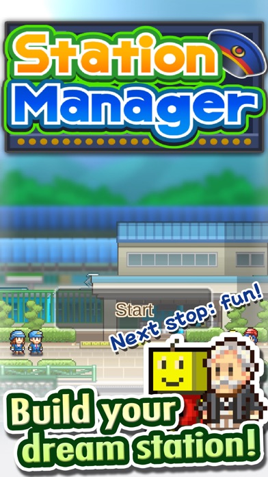 Station Manager Screenshot